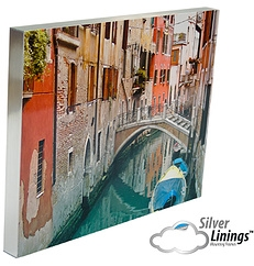 Silver Linings Photo Block